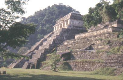 Palenque ist unglaublich beeidruckend!