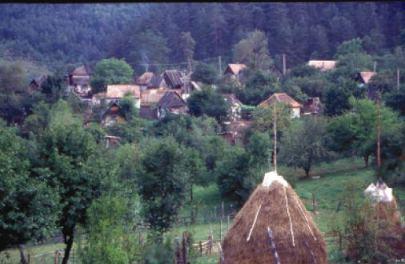 Prislop ist ein sehr armes Dorf.
